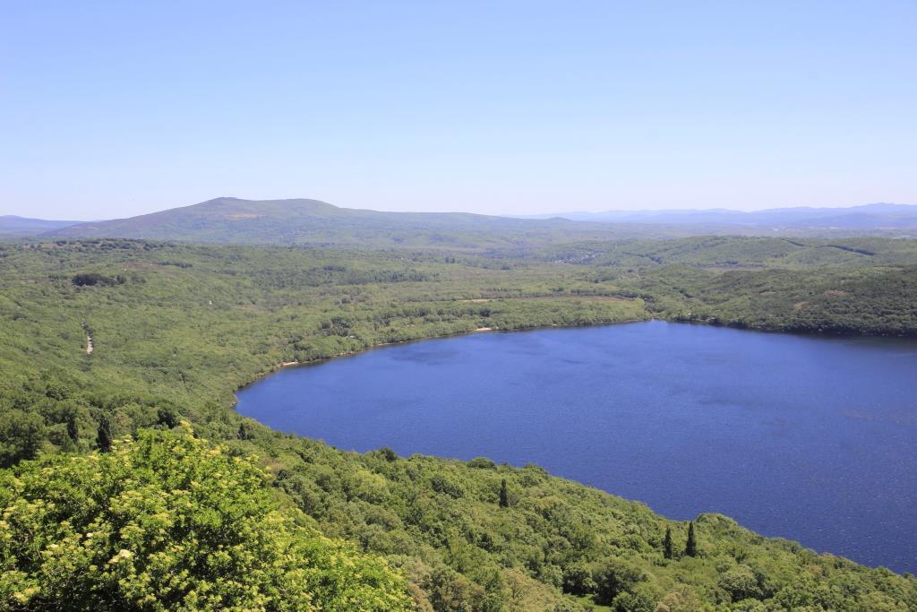 Lago de Sanabria. Orilla Este