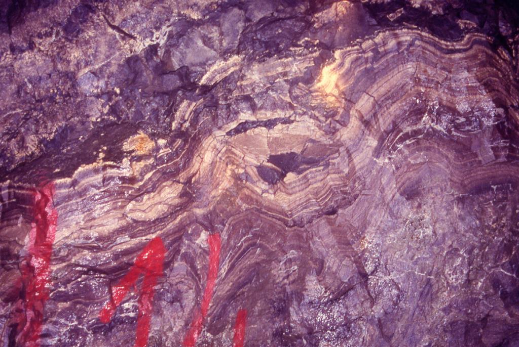 Mineral de Reocín (Capa Sur)