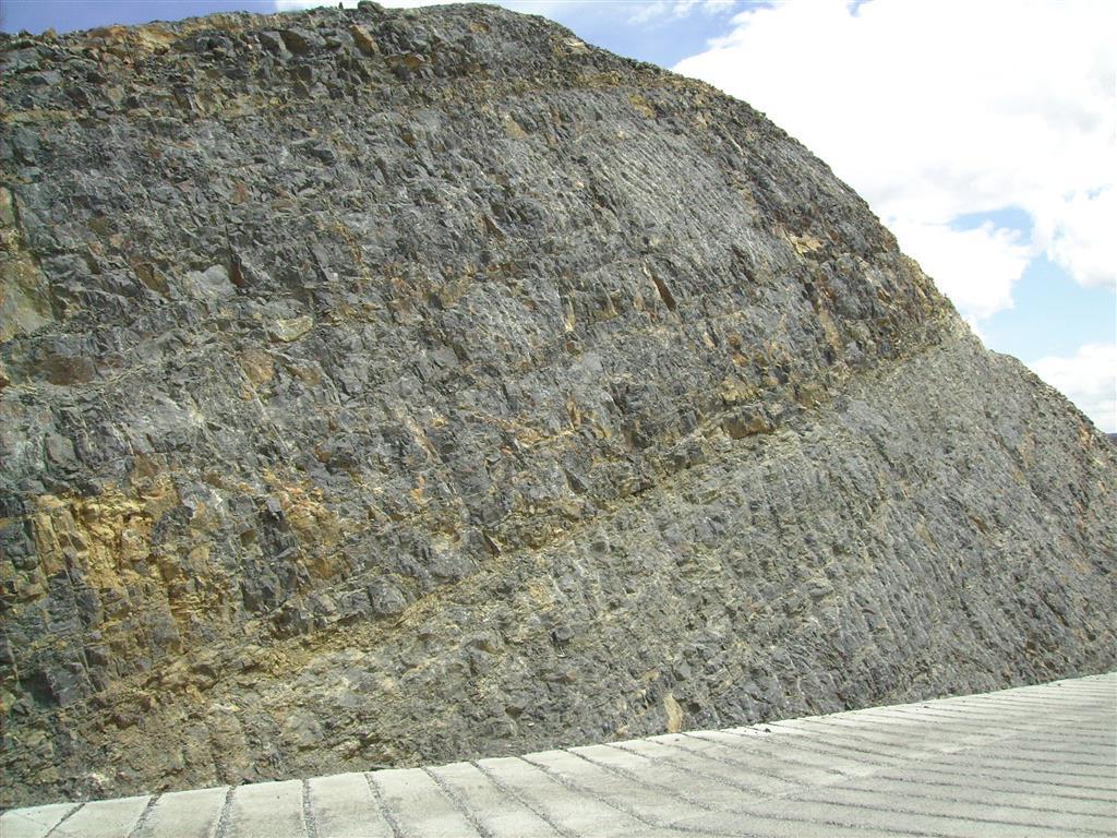 Fm. Carbonatada de Chelva (Bajociense-Calloviense) en Los Costados