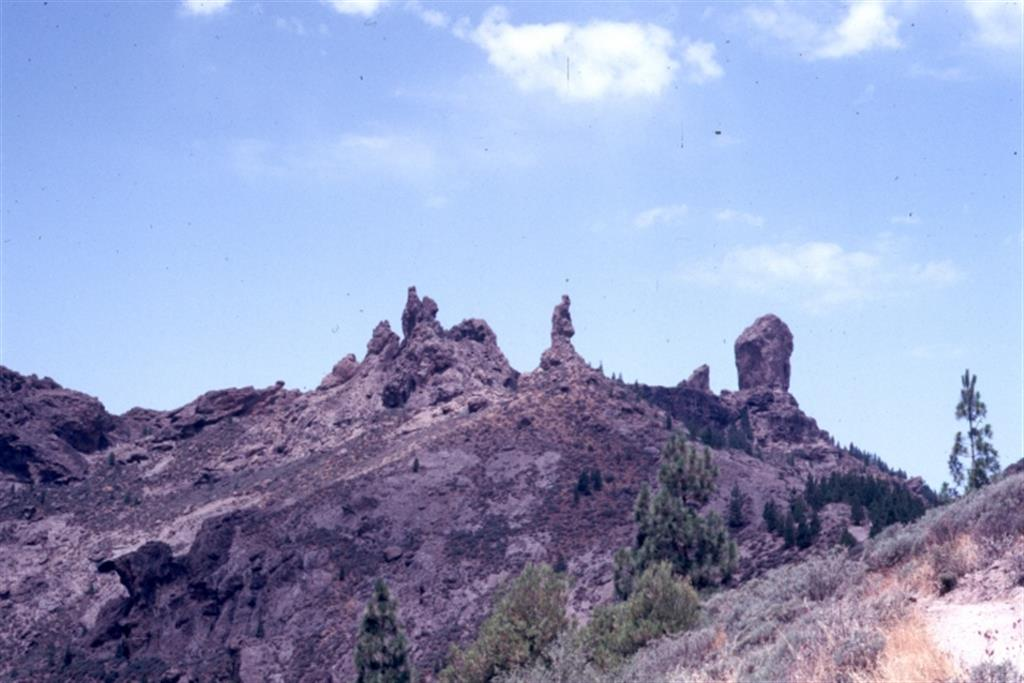 Vista Roque Nublo