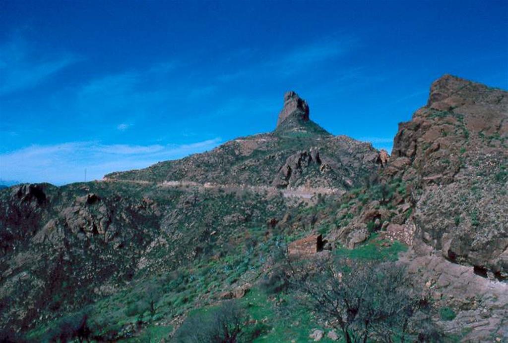 El Roque Bentaiga