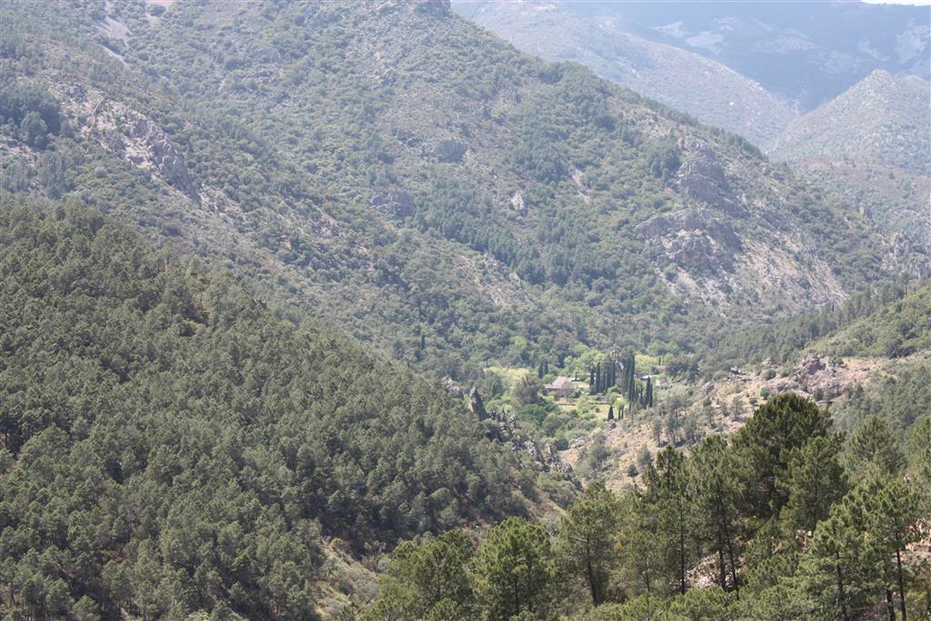 Desierto de San José y Valle de las Batuecas