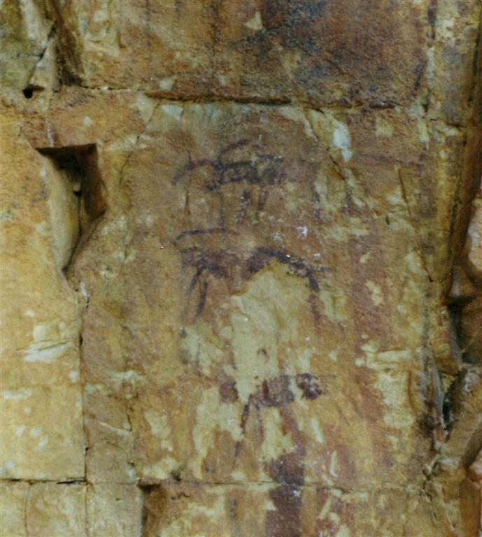 Pinturas paleolíticas las cabras