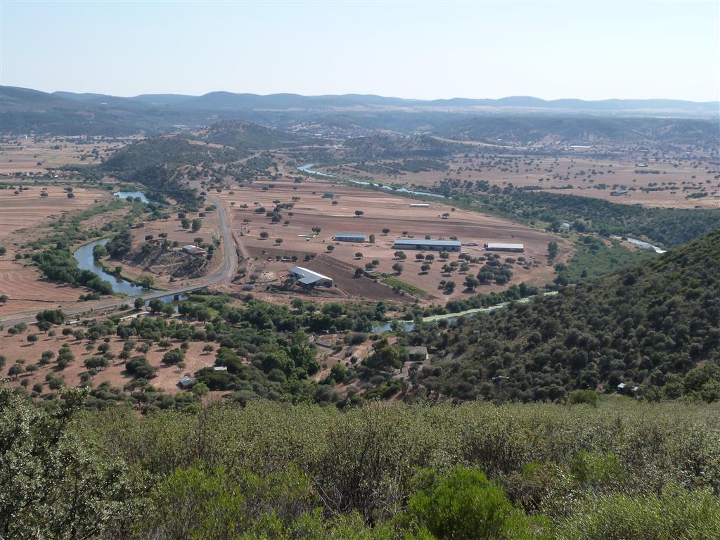 Meandro de Cañalegón