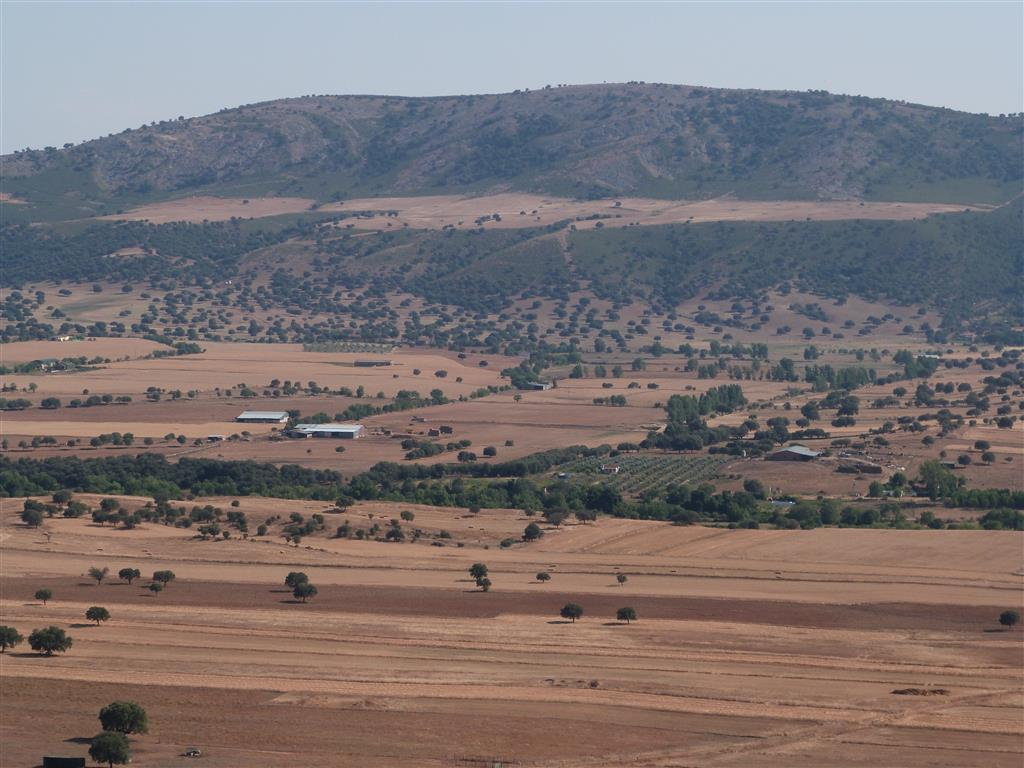 Mesa de Raña de la Sierra del Caballo