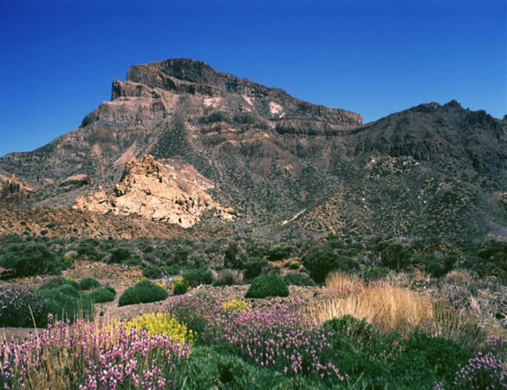 Montaña Guajara. Autor: J.L. Barrera