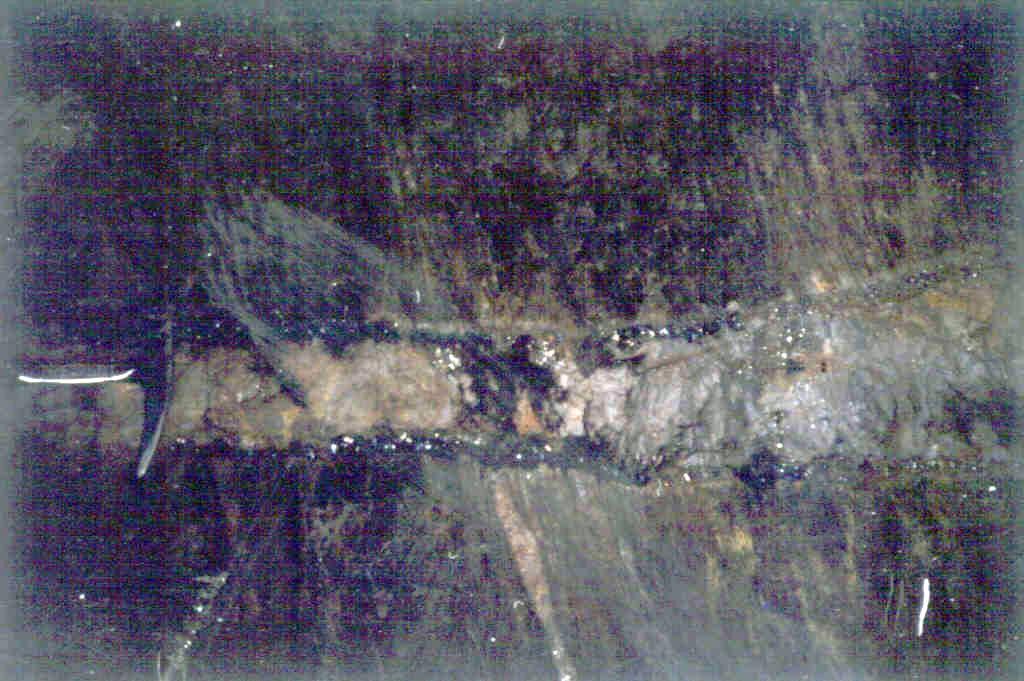 Zona este del filón Sur. Encaja en esquistos y migmatitas. La mineralización es esencialmente en casiterita y cuarzo.